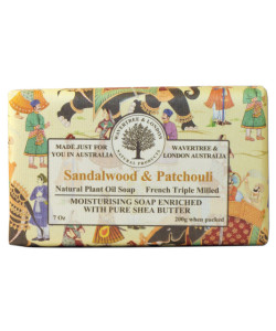 Sandalwood & Patchouli